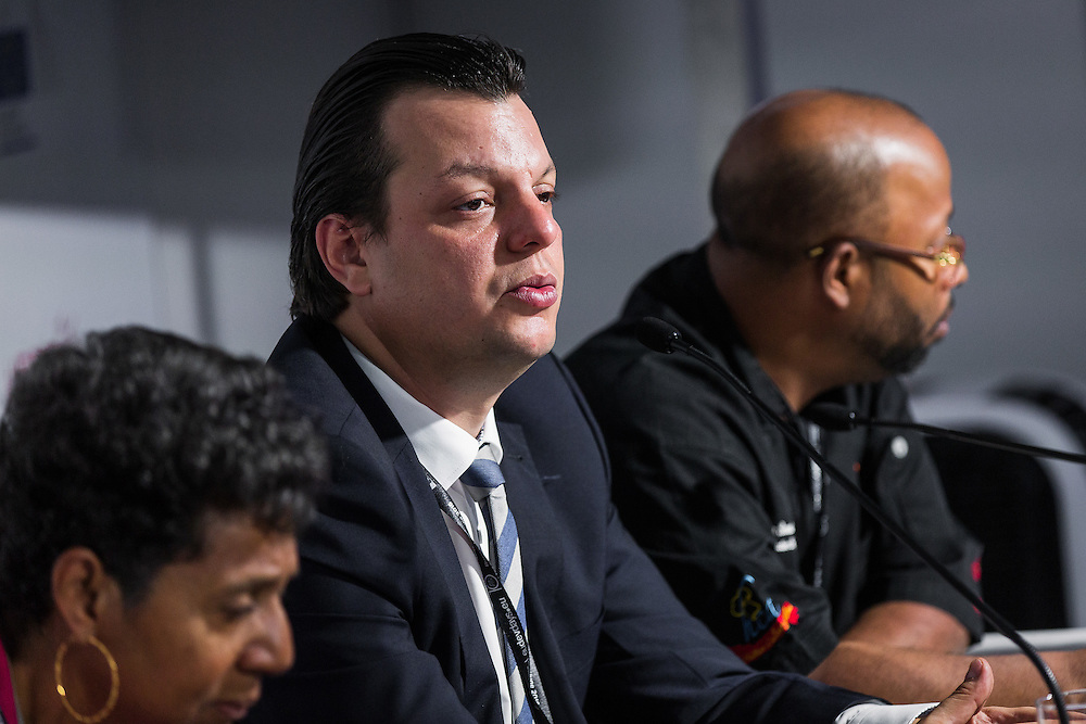 20160616 - Brussels , Belgium - 2016 June 16th - European Development Days - Supporting local and sustainable food production in African , Caribbean and Pacific countries - Miguel Gonzalez , Vice-President , Procesadora Vizcaya © European Union
