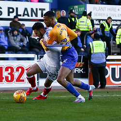 Mansfield Town v Chesterfield