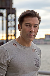 Portait of an Asian American Man in New York City