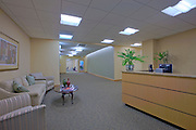 Interior Image of RMF Engineering build out by Plano Couden Construction