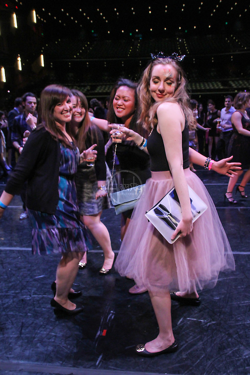 Pacific Northwest Ballet Young Patron's Circle Black Swan Soiree.