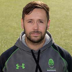 Dave Peplow - Mandatory by-line: Robbie Stephenson/JMP - 17/10/2017 - RUGBY - Sixways Stadium - Worcester, England - Worcester Warriors Staff Headshots