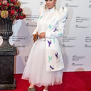 NLD/Amsterdam/20160907 - Inloop Gala van het Nationale Ballet 2016, Chazia Mourali