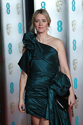 Edith Bowman attending the after show party for the EE British Academy Film Awards at the Grosvenor House Hotel in central London.