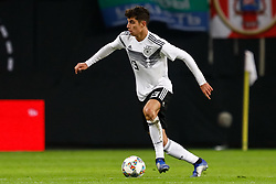 November 15, 2018 - Leipzig, Germany - Kai Havertz of Germany in action during the international friendly match between Germany and Russia on November 15, 2018 at Red Bull Arena in Leipzig, Germany. (Credit Image: © Mike Kireev/NurPhoto via ZUMA Press)