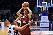 Ortner Benjamin<br /> Pasta Reggia Caserta - Umana Reyer Venezia<br /> Lega Basket Serie A 2016/2017<br /> Caserta 26/03/2017<br /> Foto Ciamillo-Castoria