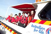 Westpac Rescue Boat  Media Launch Darwin