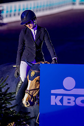 Springsteen Jessica, USA, Volage du Val Henry<br /> Jumping Mechelen 2019<br /> © Hippo Foto - Dirk Caremans<br />  29/12/2019