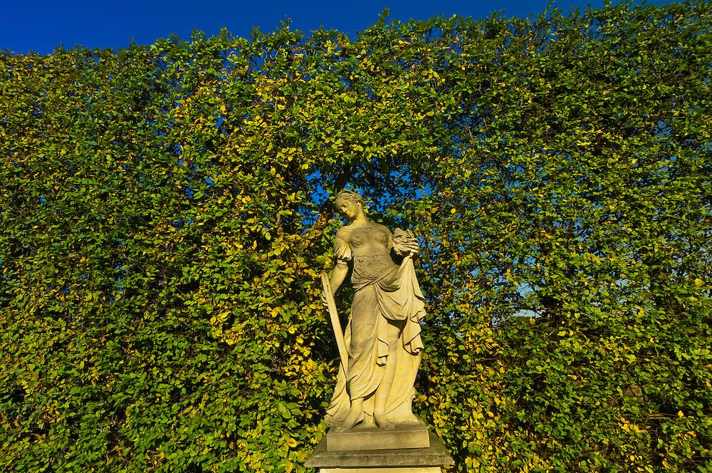 Grossedlitz Baroque Garden, Pillnitz, Saxony, Germany