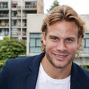 NLD/Amsterdam/20120822 - Perspresentatie SBS Sterren Springen, Dirk Taat