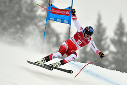 03.03.2019, Olympiabakken, Kvitfjell, NOR, FIS Weltcup Ski Alpin, SuperG, Herren, im Bild Mattias Mayer AUT //  in action during his run in the men's Super-G of FIS ski alpine world cup.  Olympiabakken in Kvitfjell, Norway on 2019/03/03. EXPA Pictures © 2019, PhotoCredit: EXPA/ SM<br /> <br /> *****ATTENTION - OUT of GER*****