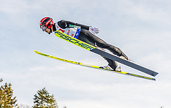 01.02.2020, Seefeld, AUT, FIS Weltcup Nordische Kombination, Skisprung HS 109, im Bild Yoshito Watabe (JPN) // Yoshito Watabe of Japan during Skijumping Competition HS 109 of FIS Nordic Combined World Cup at the Seefeld, Austria on 2020/02/01. EXPA Pictures © 2020, PhotoCredit: EXPA/ Stefan Adelsberger