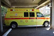 Magen David Adom Ambulance, Mobile intensive care unit