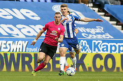 Marcus Maddison of Peterborough United in action with Max Power of Wigan Athletic - Mandatory byline: Joe Dent/JMP - 05/03/2016 - FOOTBALL - DW Stadium - Wigan, England - Wigan Athletic v Peterborough United - Sky Bet League One