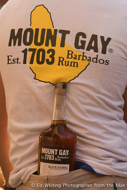 Mount Gay Welcome Party