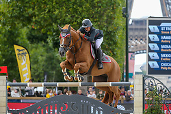 Goldstein Danielle, ISR, Lizziemary<br /> Global Champions League- Paris Eiffel 2017<br /> © Hippo Foto - Dirk Caremans<br /> 01/07/17