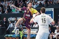 Alberto Entrerrios - 26.04.2015 - Handball - Nantes / Paris Saint Germain - Finale Coupe de France-<br /> Photo : Andre Ferreira / Icon Sport