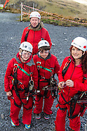 Zip Line Kitted up 2