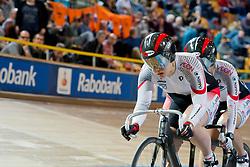 , JPN, Sprint FInals, 2015 UCI Para-Cycling Track World Championships, Apeldoorn, Netherlands