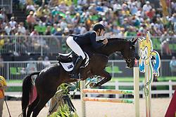 Burton Christopher, AUS, Santano II<br /> Olympic Games Rio 2016<br /> © Hippo Foto - Dirk Caremans<br /> 09/08/16