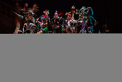 July 26, 2018 - Sao Paulo, Sao Paulo, Brazil - Press presentation of the musical ''The Phantom of the Opera'', at the Renault Theater, in  Sao Paulo. The 2018 season has its debut scheduled for August 1st. (Credit Image: © Paulo Lopes via ZUMA Wire)