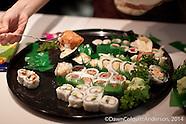 Tang Sushi Night Spring 2014
