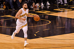 January 11, 2019 - Toronto, Ontario, Canada - Fred VanVleet #23 of the Toronto Raptors with the ball during the Toronto Raptors vs Brooklyn Nets NBA regular season game at Scotiabank Arena on January 11, 2019, in Toronto, Canada (Toronto Raptors win 122-105) (Credit Image: © Anatoliy Cherkasov/NurPhoto via ZUMA Press)