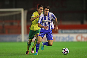 U23 Brighton & Hove Albion midfielder Jesse Starkey (7) during the U23 Premier League match between U23 Brighton and Hove Albion and U23 Norwich City at the American Express Community Stadium, Brighton and Hove, England on 31 October 2016.