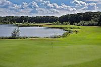 AFFERDEN - Hole 5  op Golfbaan Landgoed Bleijenbeek. COPYRIGHT KOEN SUYK