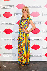 """Lulu Guinness Paint Project.<br /> Ruta Gedmintas attends the """"Lulu Guinness paint project in collaboration with beautiful crime and their artist Joseph Steele"""" Held at the old sorting office, Oxford street,<br /> London, United Kingdom<br /> Thursday, 11th July 2013<br /> Picture by Chris  Joseph / i-Images"""
