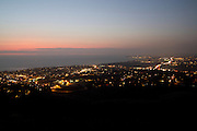 San Clemente View at Night