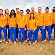 20160713 Perspresentatie judoka's Olympische Spelen 2016 Rio