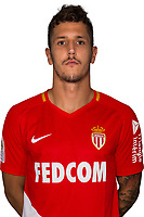 Stevan Jovetic during Photoshooting of Monaco for new season 2017/2018 on September 28, 2017 in Monaco, France. (Photo by Chateau/Asm/Icon Sport)