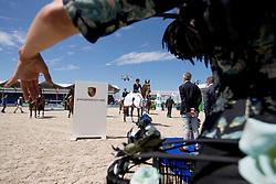 Klaphake Laura, (GER), Silverstone G<br /> CSI2* Grand Prix Prijs Porsche<br /> Knokke Hippique CSI 5* -Knokke 2016<br /> © Hippo Foto - Dirk Caremans<br /> 03/07/16