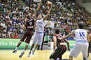 Sassari 15 Agosto 2012 - qualificazioni Eurobasket 2013 - ITALIA PORTOGALLO<br /> Nella Foto : STEFANO MANCINELLI<br /> Foto Ciamillo