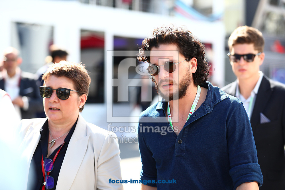 Actor Kit Harrington at the Italian Formula One Grand Prix at Monza National Race Track, Monza, Italy.<br /> Picture by EXPA Pictures/Focus Images Ltd 07814482222<br /> 03/09/2017<br /> *** UK & IRELAND ONLY ***<br /> <br /> EXPA-EIB-170903-0056.jpg