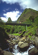 Iao Needle, Maui, Hawaii, USA<br />
