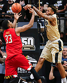 NCAA Basketball - Purdue Boilermakers vs Maryland Terapins - West Lafayette, In