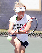 FIU Tennis Vs. Tulane 2013