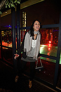 LISA MOORISH, Beyond the Rave, Celebration of Hammer Film's  first horror movie broadcasr on MYSpace. Shoreditch House. London. 16 April 2008.  *** Local Caption *** -DO NOT ARCHIVE-© Copyright Photograph by Dafydd Jones. 248 Clapham Rd. London SW9 0PZ. Tel 0207 820 0771. www.dafjones.com.