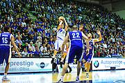 DESCRIZIONE : Sassari Lega A 2012-13 Dinamo Sassari Lenovo Cantù Quarti di finale Play Off gara 1<br /> GIOCATORE : Travis Diener<br /> CATEGORIA : Tiro<br /> SQUADRA : Dinamo Sassari<br /> EVENTO : Campionato Lega A 2012-2013 Quarti di finale Play Off gara 1<br /> GARA : Dinamo Sassari Lenovo Cantù Quarti di finale Play Off gara 1<br /> DATA : 09/05/2013<br /> SPORT : Pallacanestro <br /> AUTORE : Agenzia Ciamillo-Castoria/M.Turrini<br /> Galleria : Lega Basket A 2012-2013  <br /> Fotonotizia : Sassari Lega A 2012-13 Dinamo Sassari Lenovo Cantù Play Off Gara 1<br /> Predefinita :