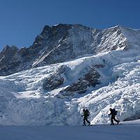 CH, Skitour Lauteraarhorn