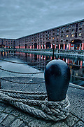 Albert dock, Liverpool, England.
