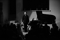 Alessano, 19.09.2019 Alexey Zuev in concert at Festival Muse Salentine. Alexei Zuev<br /> Born in St. Petersburg in 1982, Alexei Zuev gave his first public performance at the State Cappella St. Petersburg aged 8, having taken up piano studies at the School of Music and later the Special Music Conservatory School in St. Petersburg. Alexey Zuev holds numerous prestigious international awards including overall winner of the St. Petersburg International Prokofiev Competition in 1999, the Educational Award from the 2002 London International Piano Competition, prize winner at the 2008 International Sviatoslav Richter Competition and 2nd prize winner at the prestigious Geza Anda Piano Competition in 2009. He graduated from the Mozarteum University in Salzburg in 2009, where he was a student of Alexei Lubimov. His recent concert highlights include a debut with the Philadelphia Orchestra, a performance of Scriabin's Mysterium with the Netherlands Radio Symphony, concert debut with the London Philharmonic Orchestra, performance with the Orchestra of the 18th Century and an acclaimed performance with the Musikkollegium Winterthur. Together with the St. Petersburg Philharmonic Orchestra he gave the Russian premiere of John Adams' Piano Concerto Century rolls. He is a keen historical and modern piano player. At present he holds a teaching position at the Mozarteum University in Salzburg.