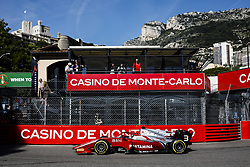 May 24, 2018 - Montecarlo, Monaco - 03 Sean GELAEL from India of PERTAMINA PREMA THEODORE RACING during the Monaco Formula 2 Grand Prix at Monaco on 24th of May, 2018 in Montecarlo, Monaco. (Credit Image: © Xavier Bonilla/NurPhoto via ZUMA Press)