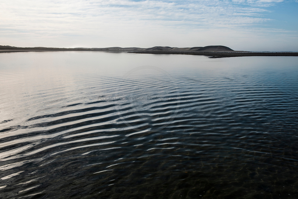 Heuningnes River Estuary, De Mond Nature Reserve, CapeNature, Western Cape, South Africa