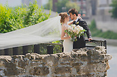 Megan & Tyler's sweet Cambridge Mill Wedding