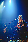 Lucy Rose performing live at the O2 Academy concert venue in Birmingham, UK on April 19, 2013