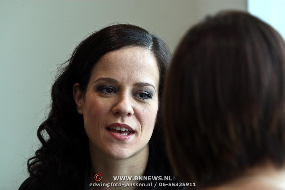 NLD/Almere/20080312 - Brigitte Heitzer en Marjolein Teepen