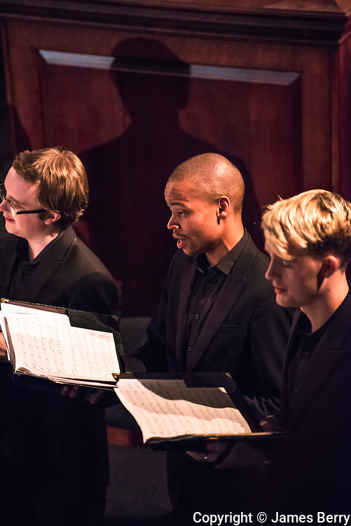 Songs from the Northern Lands. Christ Church Spitalfields. 11 December 2015.